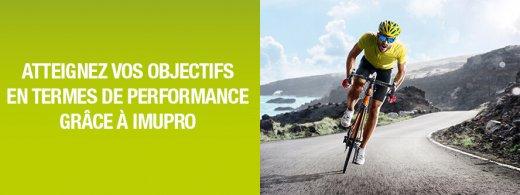 Atteindre ses objectifs de performance grâce à ImuPro